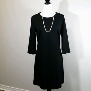 RACHEL Rachel Roy Simple Black Dress